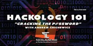 Hackology 101 - The Series - Cracking the P@ssw0rd!