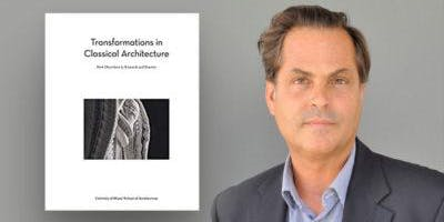 """Meet Victor Deupi discussing """"Transformations in Classical Architecture"""" at Books & Books!"""