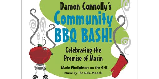 Damon Connolly's Community BBQ Blast
