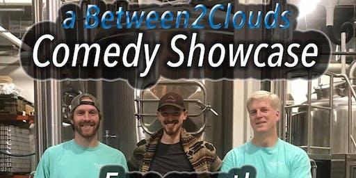 Between2Clouds Comedy Night