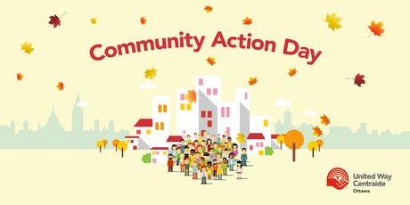 Community Action Day - Sept 10 tickets