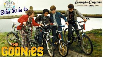 Smart Trips Austin: Bike Ride to The Goonies! tickets