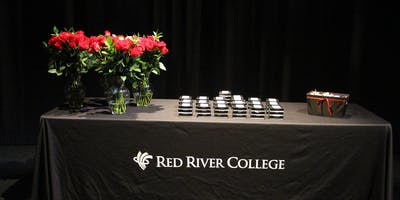 Red River College BN Program Pinning Ceremony