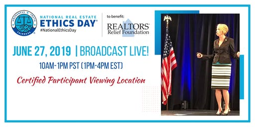 National Real Estate Ethics Day