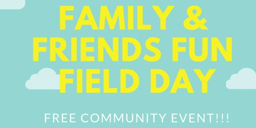 (CANCELED DUE TO FLOOD WARNING) Family, Friends, & Fun Houston Community Field Day at the Park hosted by:Good Girlfriend TypeGirl