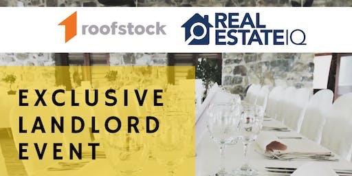 Houston - Exclusive Landlord Event