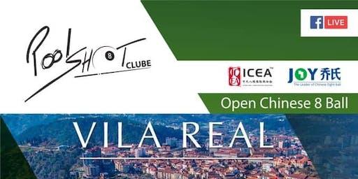 2º TORNEIO INTERNACIONAL CIDADE VILA REAL CHINESE POOL // CREDITO AGRICOLA