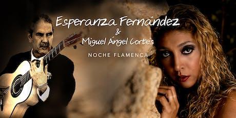 Esperanza Fernández & Miguel Ángel Cortés entradas