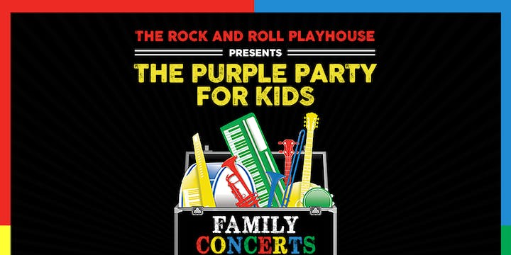 The Purple Party ft. Prince for Kids