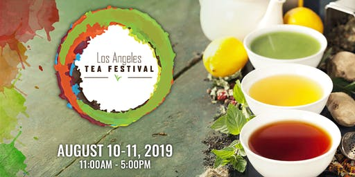 Los Angeles Tea Festival 2019