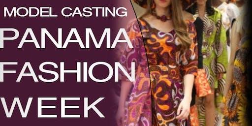 Model Casting - Super Chic Panama Fashion Week