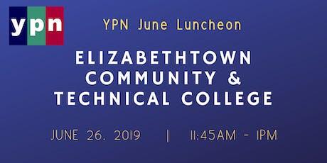 YPN June Luncheon - ECTC tickets