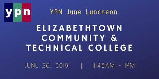 YPN June Luncheon - ECTC
