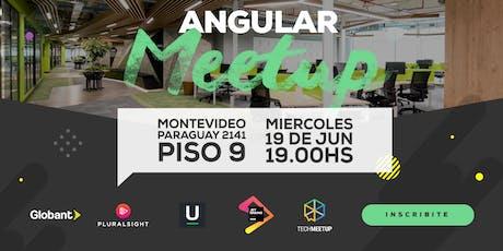 Meetup de Angular entradas