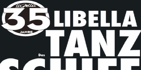 LIBELLA TANZSCHIFF Tickets
