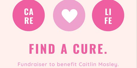 Fundraiser for Caitlin Mosley tickets