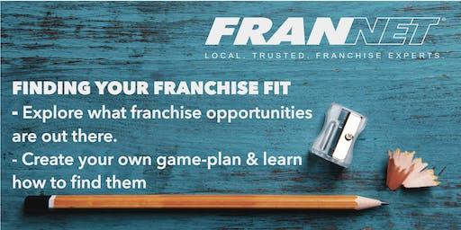 Finding your Franchise Fit Workshop AM