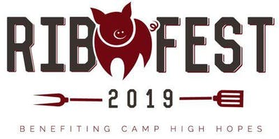 Camp High Hopes Rib Fest 2019
