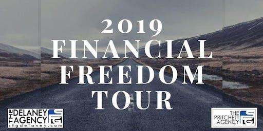 Financial Freedom Tour - Asheville, NC