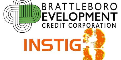BDCC's INSTIG8 Startup Bootcamp Intensive tickets