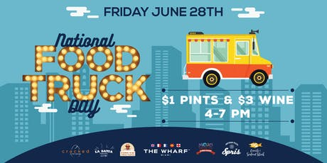 National Food Truck Day Celebration tickets