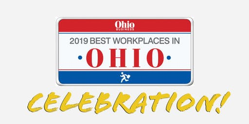 Best Workplaces in Ohio Celebration