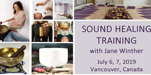 Sound Healing Training Certification and Immersion