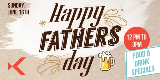 Father's Day at Kabana Rooftop