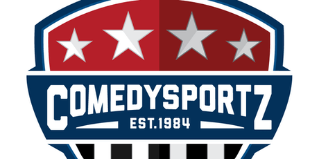ComedySportz Detroit July 20th tickets