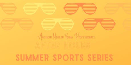 AMYP After Hours Summer Sports Series - 50's Beach Party Yoga tickets