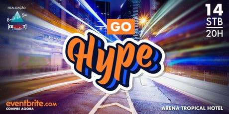 Go Hype ingressos
