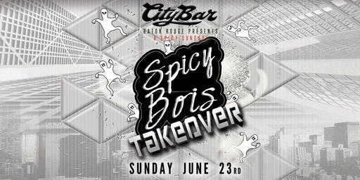 A Spicy Sunday: SpicyBois Takeover