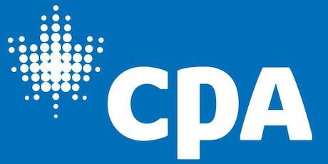 CPA Québec - AF3880 – Gestion de la performance financière - Throughput Accounting   tickets