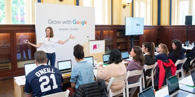 Grow with Google and the US SBA