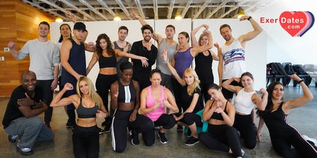 ExerDates - Fitness Class for Singles. Awesome New Speed Dating Event! tickets