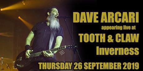Dave Arcari tickets