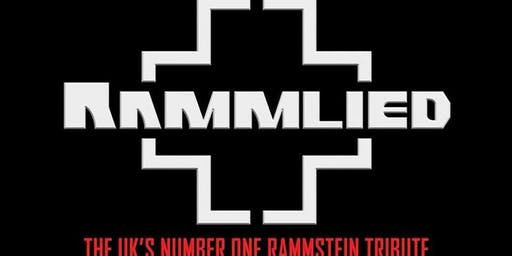 Rammstein tribute Rammlied