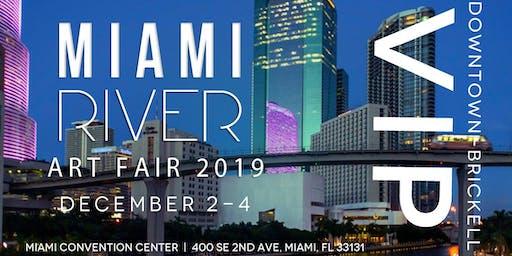 Miami River Art Fair 2019