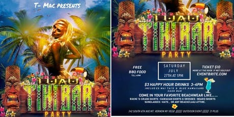 Luau Tiki Bar Party  tickets