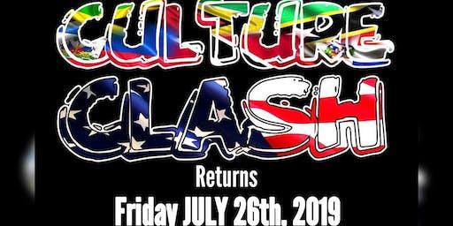 Culture Clash Miami : SUMMER EDITION