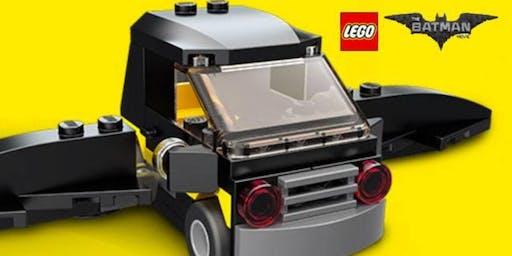 Lego Make and Take Event