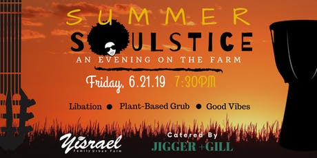Summer SOUL-stice tickets