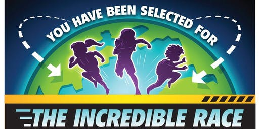 VBS Vacation Bible School (The Amazing Race)