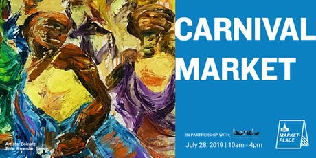 Vendor Participation Fee for GH Marketplace: Carnival Market tickets
