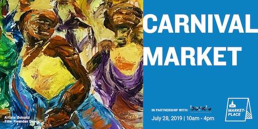 Vendor Participation Fee for GH Marketplace: Carnival Market