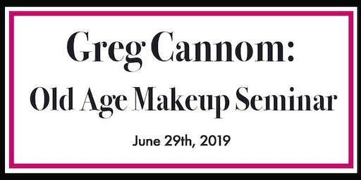 Greg Cannom: Old Age Makeup Seminar