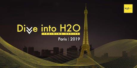 Dive into H2O: Paris billets