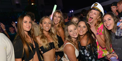 A Yellow Brick Road Night Pool Party At Andaz - Levinson Group