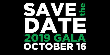WE ACT 2019 Gala tickets