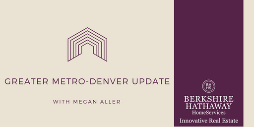 Greater Metro-Denver Update